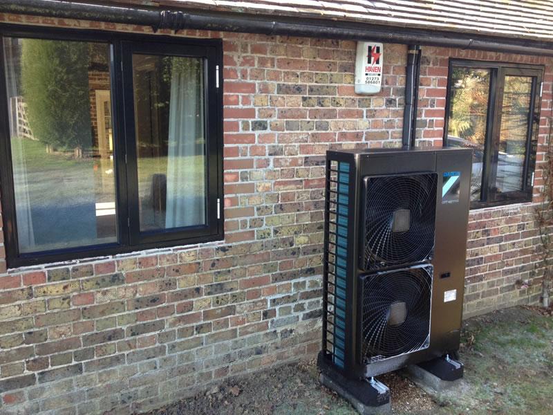 Heat Pump Service in Sussex